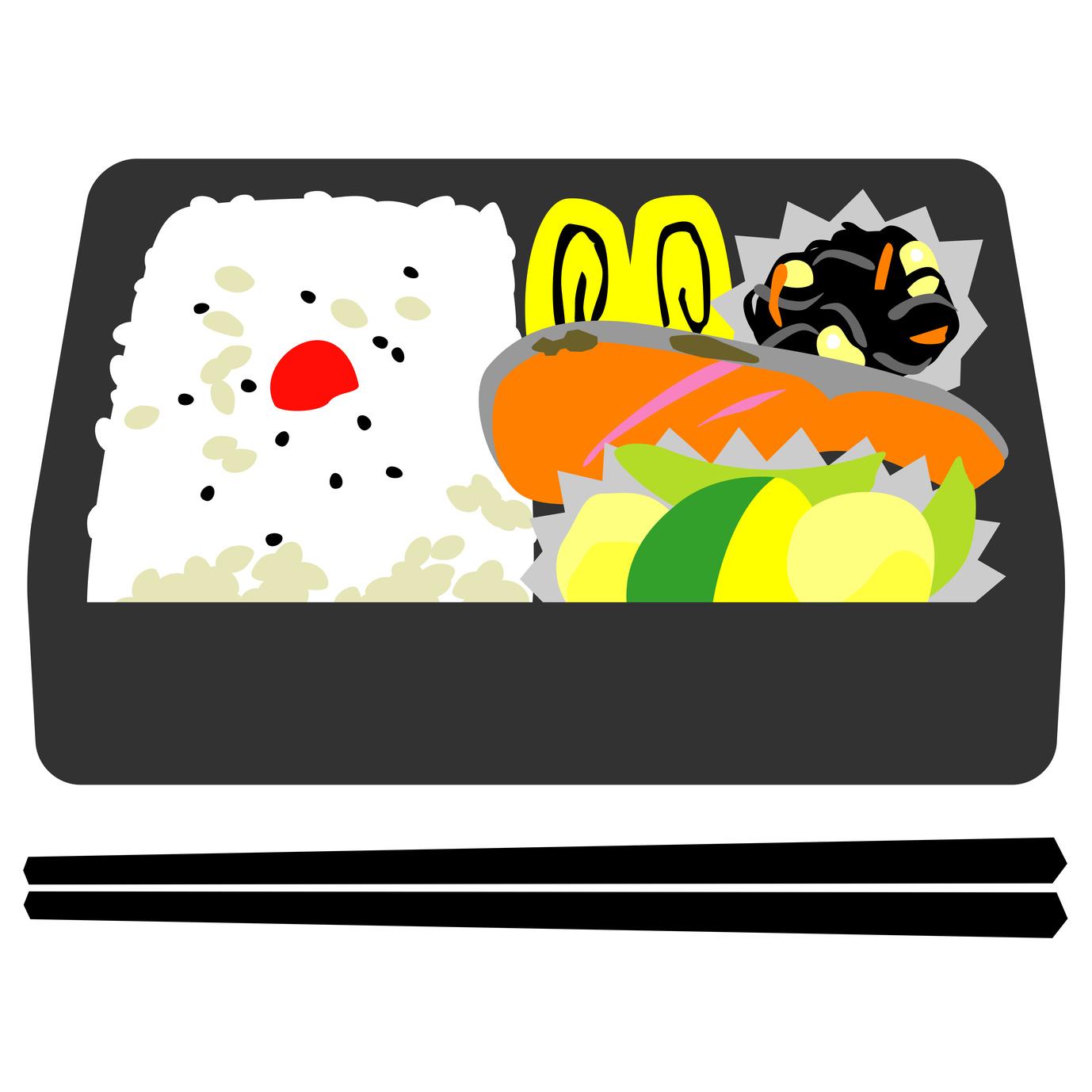 お弁当 鮭